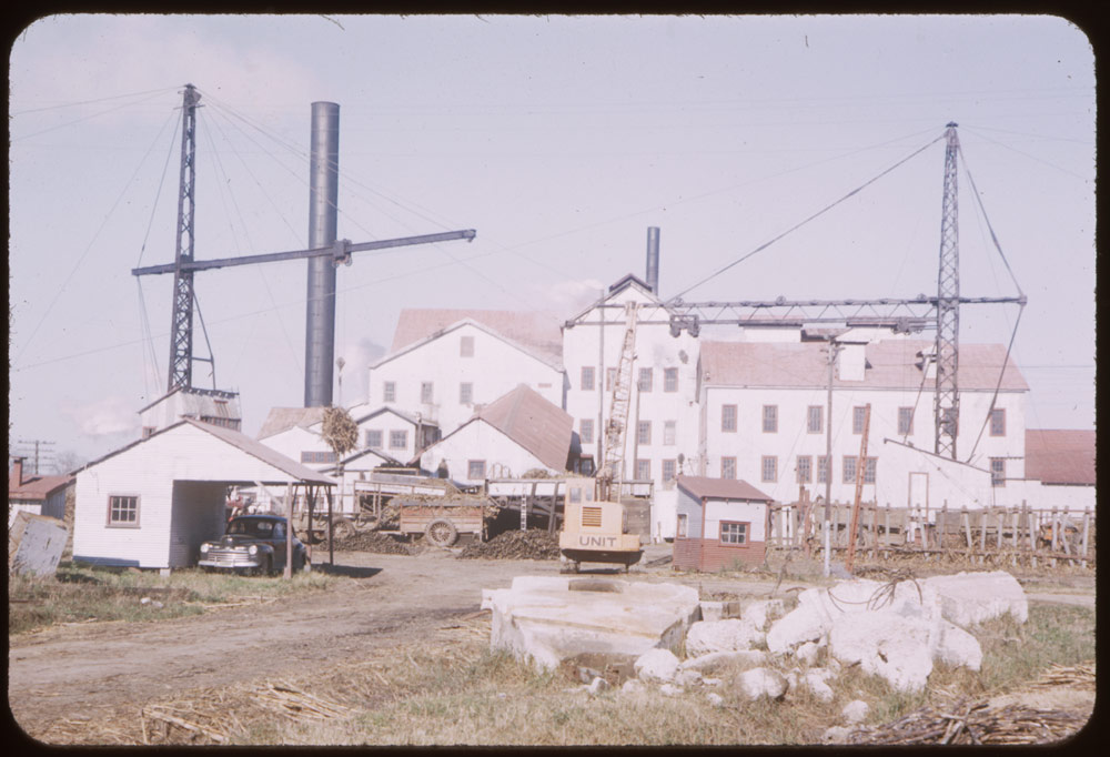The Billeaud Sugar Mill.