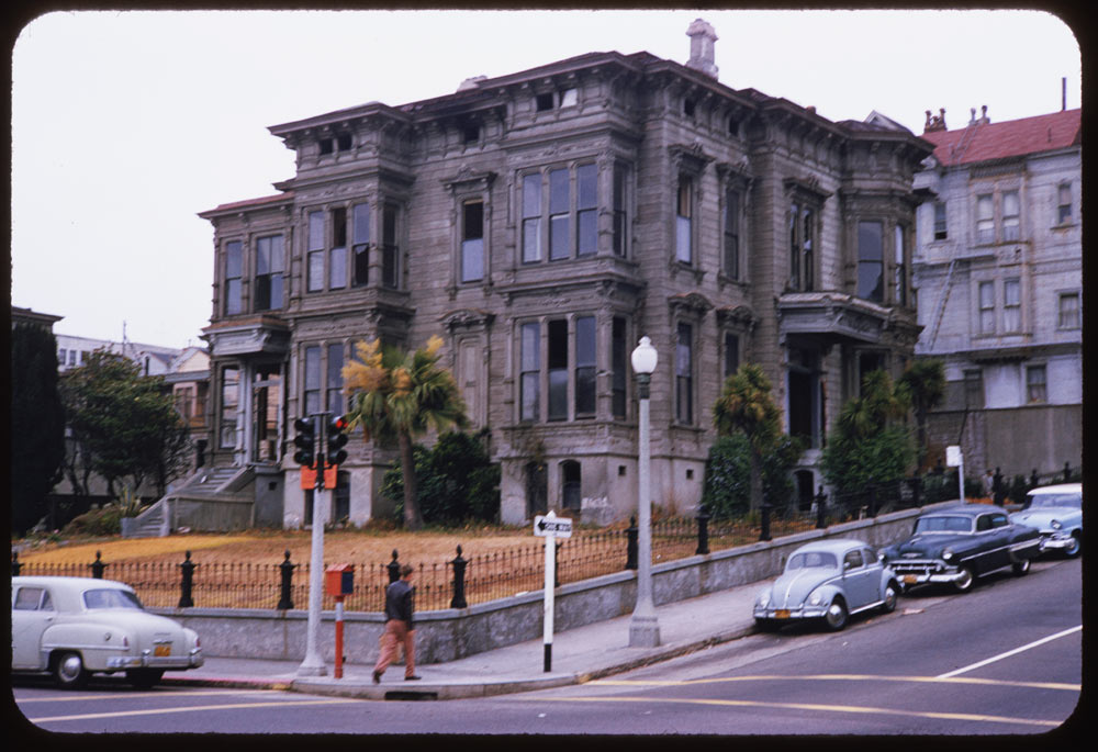 San Francisco of the past - SkyscraperPage Forum