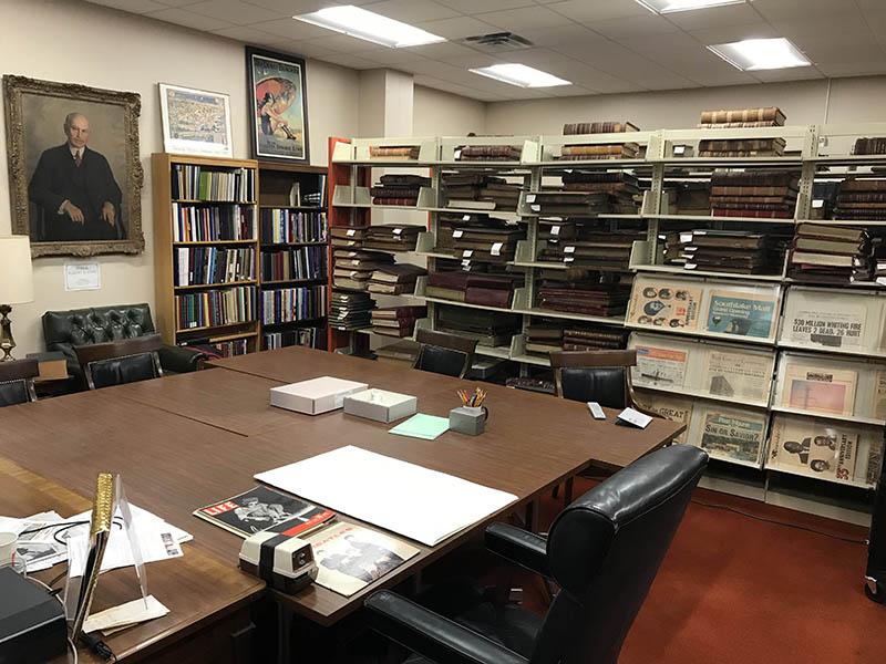 Indiana University Northwest, Calumet Regional Archives